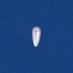 Tear pearl 12x6mm