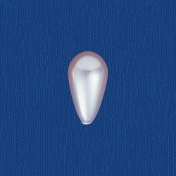 Tear pearl 18x10mm