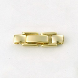 Clasp 6,5x23mm with 2 ends