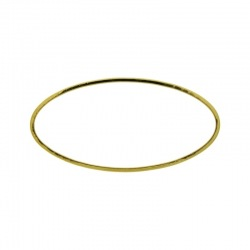 Oval ring closed 40x20mm