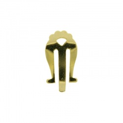 Earclip 17x8mm for box ref.63561