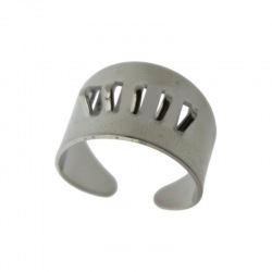 Adjustable ring base with 5 handles