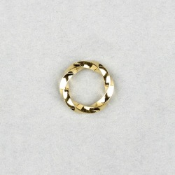 Zamak ring Ø 15x2,3mm