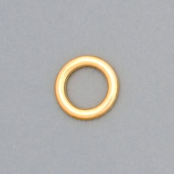 Zamak ring Ø 18x3mm