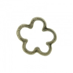 Flower spacer 26x30mm