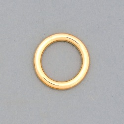 Zamak ring Ø 22x3mm