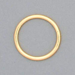 Zamak ring Ø 30x2,6mm
