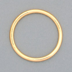 Zamak ring Ø 35x2,6mm