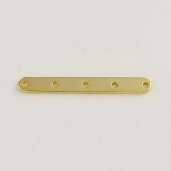 5 strands spacer 3,5x28,5x1mm