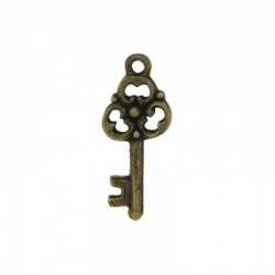 Key pendant 23x10mm