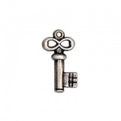 Key pendant 21x10mm
