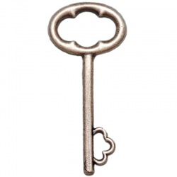 Key pendant 59x28mm