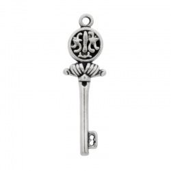 Key pendant 43x13mm