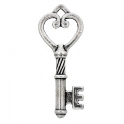 Key pendant 46x19mm