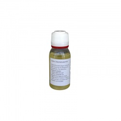 Transparent setting glue bottle 25 g