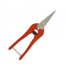 Scissors for cutting chain and wire. Length 160mm.