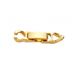 Clasp 5,9x24mm with two ends
