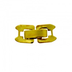 Clasp 8x20mm with two ends