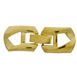 Clasp 11,5x32mm with two ends
