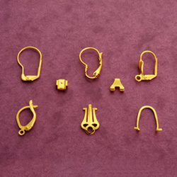 Earring parts