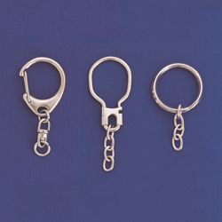 Keyrings and connectors